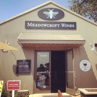 Photo taken at Meadowcroft Wines by Jennifer P. on 7/20/2013