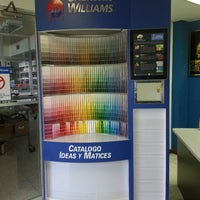 Photo taken at Sherwin williams by MR on 9/30/2013