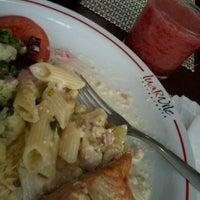 Photo taken at Luar Vile Restaurante by Isabella R. on 4/26/2013