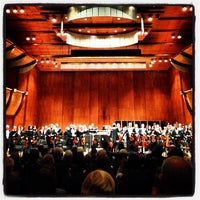 Photo prise au New York Philharmonic par Alex S. le11/28/2012