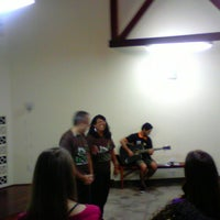 Photo taken at Instituto Padre Haroldo by Renato C. on 8/8/2013