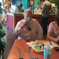 Photo taken at Blue Coast Burrito by Lee R. on 7/17/2016