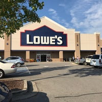 Photo taken at Lowe's Home Improvement by Lee R. on 10/9/2017