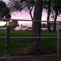 Photo taken at Chalmers Playground by Jazzy L. on 9/18/2011
