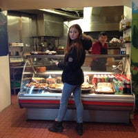 Photo taken at The Deli by Guðrún J. on 4/30/2013