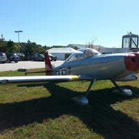 Photo taken at The Aviation Museum Of New Hampshire by Darin N. on 9/28/2013