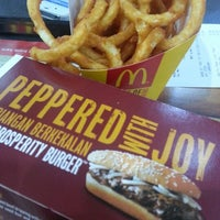 Photo taken at McDonald's by Ai|iN on 12/3/2012