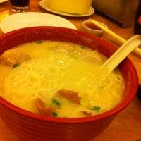Photo taken at 文師傅生蝦魚頭米 Man Sifu Enterprise by ⚡ペルセウス⚡ S. on 1/15/2013