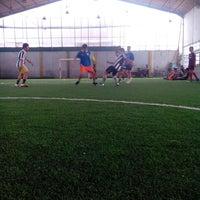 Photo taken at De Futsal by Hars'y M. on 1/25/2014