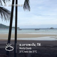 Photo taken at Koh Tao Cabana by Rittiporn s. on 5/11/2013