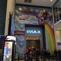 Das Foto wurde bei IMAX Cine Hoyts Plaza Egaña von Carmen V. am 5/24/2018 aufgenommen
