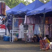 Photo taken at Sec13 Car Boot Sale by Mokhtar M. on 11/3/2012