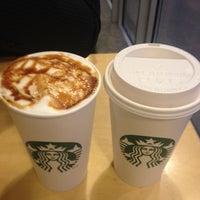 Photo taken at Starbucks by Lisa L. on 4/25/2013