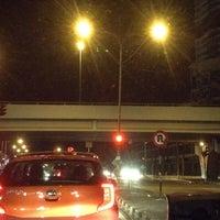 Photo taken at Flyover Traffic Light @ Bukit Tengah by Hazmin C. on 3/21/2018