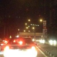 Photo taken at Flyover Traffic Light @ Bukit Tengah by Hazmin C. on 12/14/2017