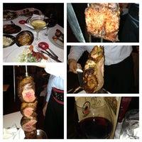 Photo taken at Fogo de Chao Brazilian Steakhouse by Jas S. on 1/7/2013