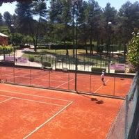 Foto scattata a Club Tennis Natacio Sant Cugat da Ramon M. il 6/5/2014