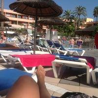 Photo taken at Swimming Pool Hotel's La Siesta by Irina S. on 8/31/2013