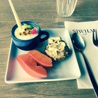 Photo taken at Siwilai Café by Gamby on 10/1/2017