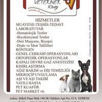 Photo taken at Deniz Veteriner Kliniği by Deniz Veteriner Kliniği on 7/29/2013