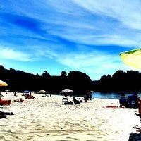 Foto tomada en Praia de Lapamán por Andrea O. el 6/4/2013