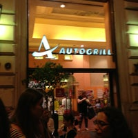 Photo taken at Autogrill by Esma A. on 6/23/2013