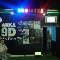 Photo taken at 9d  Cinema by TC Fatih'El Memat K. on 7/17/2013