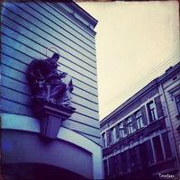 Снимок сделан в Львівський палац мистецтв / Lviv Art Palace пользователем Алексей Т. 10/24/2013