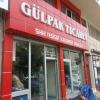 Photo taken at Gülpak Ticaret by Bünyamin İ. on 5/26/2016