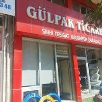 Photo taken at Gülpak Ticaret by Bünyamin İ. on 6/6/2016