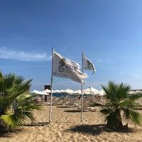 Photo taken at Potamos Beach by Irina on 9/11/2018