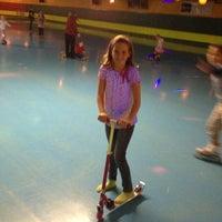 Photo taken at Skate Ranch by Jon L. on 10/7/2012