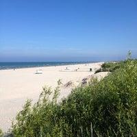 Photo taken at Liepājas pludmale / Liepaja Beach by Art N. on 6/9/2013