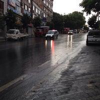 Photo taken at Halk Caddesi by Yalçın D. on 5/30/2014