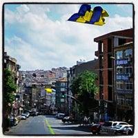 Photo taken at Halk Caddesi by Yalçın D. on 3/12/2013