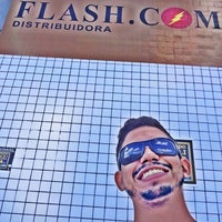 Photo taken at Flash distribuidora by Gilberto J. on 7/14/2014