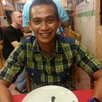 Photo taken at tom yam seafood by Peter S. on 12/20/2012