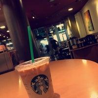 Photo taken at Starbucks by Halaa🌟 A. on 11/2/2017