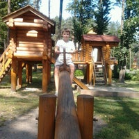 Photo taken at Музей лісу / Forest museum by Vika A. on 8/14/2014
