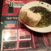 Photo taken at Ricatoni's Italian Grill by Cindy P. on 7/26/2013