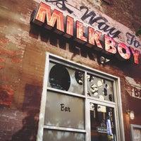 Photo taken at MilkBoy Philadelphia by Blake S. on 5/5/2013