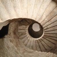 Photo taken at Rocca Roveresca by Gennaro D. on 11/1/2012