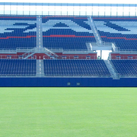 Photo taken at FAU Football Stadium by Florida Atlantic U. on 7/23/2013