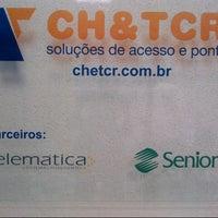 Photo taken at CH&TCR - Soluções em Identificação by Fernando S. on 4/25/2013