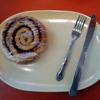 Photo taken at Panera Bread by K. K. on 11/12/2012