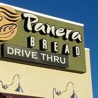 Photo taken at Panera Bread by K. K. on 1/17/2013