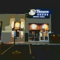 Photo taken at Panera Bread by K. K. on 1/13/2013