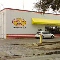 Photo taken at Smoothie King by K. K. on 12/6/2012