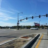 Photo taken at Illinois Highway 251 by K. K. on 10/27/2013