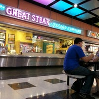 Photo taken at Great Steak & Potato Company by K. K. on 9/1/2013
